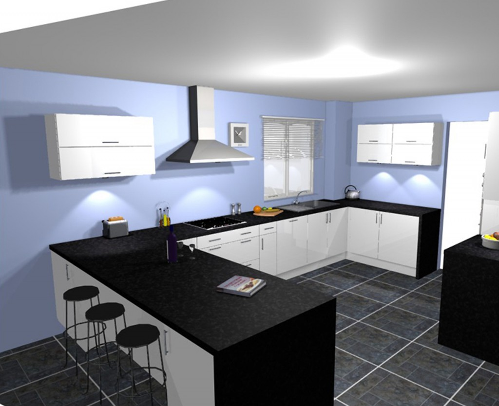 Kitchen in Billericay, Essex