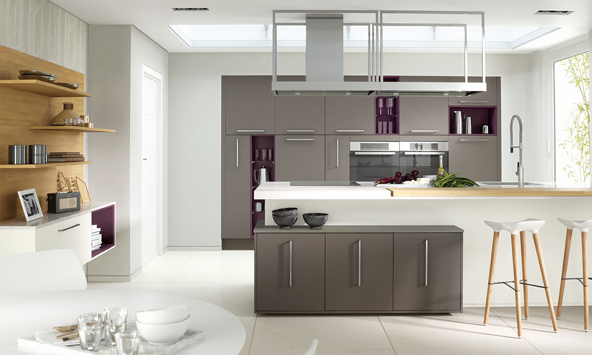 Contemporary Kitchens in Essex